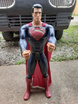 Superman figure. for Sale in Painesville, OH
