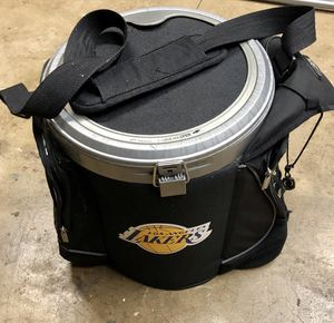 Large Lakers cooler for Sale in Costa Mesa, CA