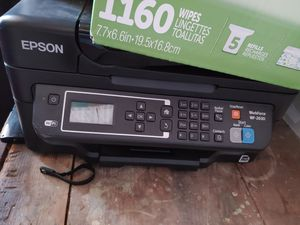 Epson workforce 2630 for Sale in Sacramento, CA