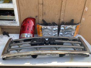 Gmc sierra parts for Sale in Joliet, IL