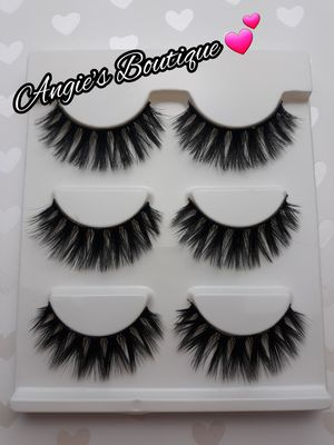 Faux Mink Eyelashes #H11 for Sale in Palmdale, CA