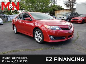 2014 Toyota Camry for Sale in Fontana, CA