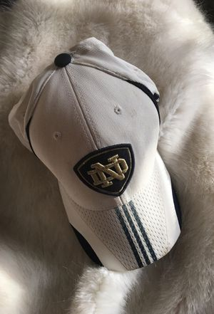 Norte Dame Adidas Baseball Cap for Sale in Houston, TX
