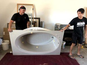Brand New Jet Bathtub with pump for Sale in Wittmann, AZ
