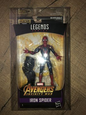 Marvel Legends Iron Spider (Thanos BAF) for Sale in Rowland Heights, CA