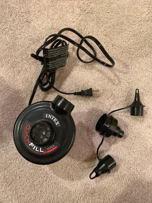 Electric Air Pump for Pool Toys for Sale in Arlington, VA