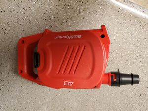 Coleman quickpump 4D for Sale in Beaverton, OR