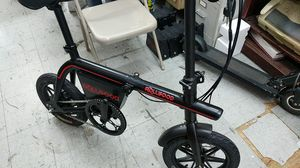 Electric bike with 48V,10AH battery. Foldable for Sale in New York, NY