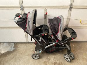 Double Stroller for Sale in Stockton, CA