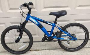"""Diamondback Cobra 20"""" kids mountain bike with 6-speed Shimano shifting and front suspension ! Great garaged condition ready to ride ;) for Sale in Murphy, TX"""