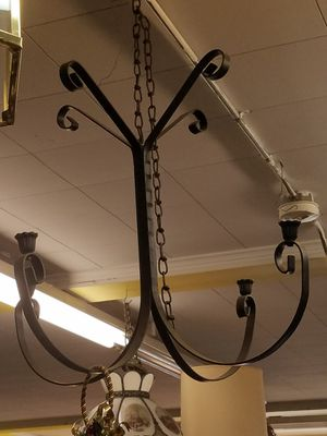ANTIQUE CEILING CANDELABRAS for Sale in Perth Amboy, NJ