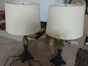 Lamps nightstand/table for Sale in Kent, WA