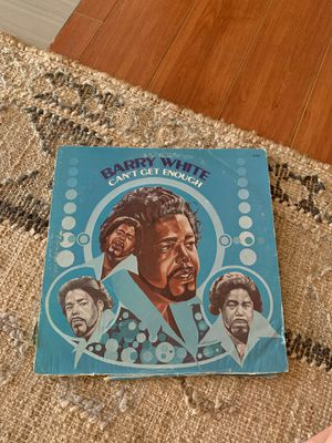 Barry White vinyl for Sale in Los Angeles, CA