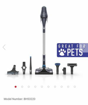 Hoover REACT WHOLE HOME CORDLESS PET VACUUM for Sale in Denver, CO