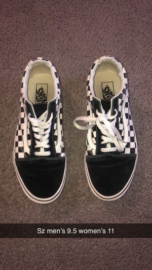 Vans platform shoes for Sale in Buford, GA