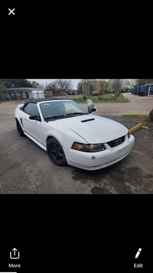 Mustang Gt 4.6 for Sale in Humble, TX
