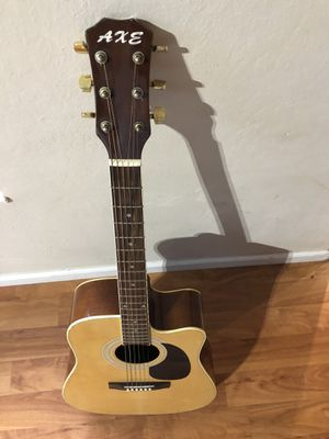 AXE AG-978CN Full Size Acoustic Guitar Excellent Condition for Sale in Fremont, CA