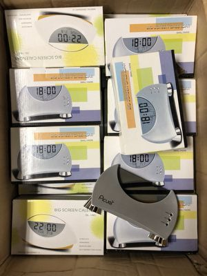 Alarm Clocks lcd for Sale in Fort Lauderdale, FL