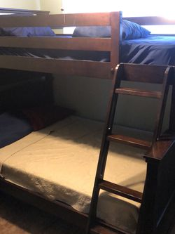 Wood Bunk Beds for Sale in Brook Park,  OH