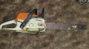 Ms271 stihl chainsaw for Sale in Oroville, CA