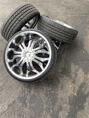 22' Rims for Sale in Atlanta, GA