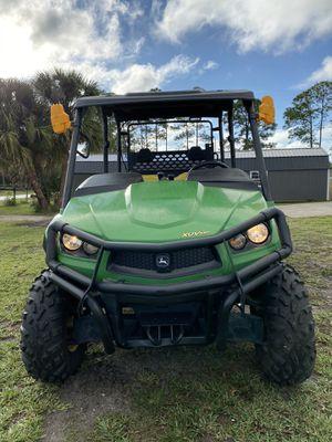 2013 John Deere Gator XUV 550 S4 for Sale in Loxahatchee, FL