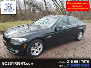 2012 BMW 5 Series for Sale in Cleveland, OH