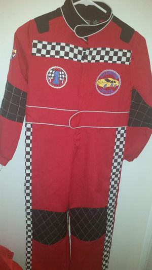 Authentic kids Champion race car driver costume size 8. EUC . PRICE REDUCED for Sale in Largo, FL