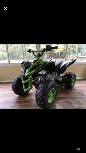 Yamaha raptor 700r atv quad ride on power wheels for Sale in Compton, CA