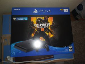Sony PS4 Battlefield 1 box for Sale in Austin, TX