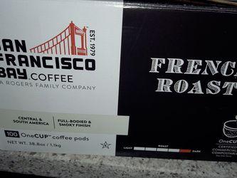 San Francisco Coffee - 85 K Cups for Sale in Kirkland,  WA