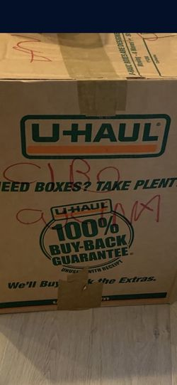 Free Moving Boxes for Sale in Kirkland,  WA