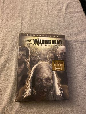 Walking dead dvd 1st season for Sale in Santa Clara, CA