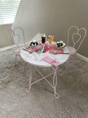 American Girl doll Cafe set!! for Sale in Rancho Santa Margarita, CA