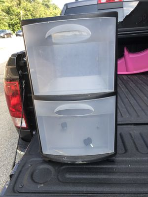 Plastic storage drawers for Sale in Pittsburgh, PA
