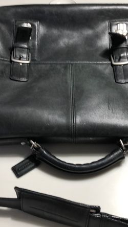 Coach men's leather briefcase for Sale in Staten Island,  NY