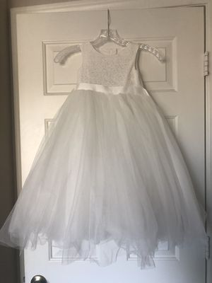 Flower Girl Dress Size 3 for Sale in North Las Vegas, NV