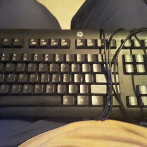 HP Wired Keyboard for Sale in Fresno, CA