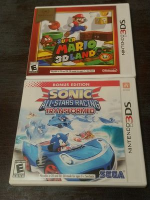 Nintendo 3DS Mario & Sonic Games for Sale in Calexico, CA