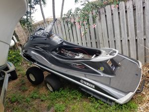 Yamaha vx 110 deluxe 2014 for parts only for Sale in US