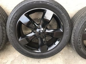 "Rines 20"" para Jeep Grand Cherokee for Sale in Los Angeles, CA"