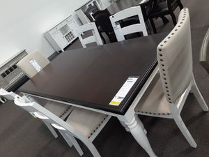 7 pc dining table set for Sale in West Covina, CA