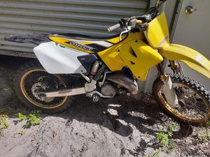 2003 suzuki rm125 for Sale in Port Richey, FL