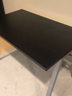 Black Desk for Sale in Seattle,  WA