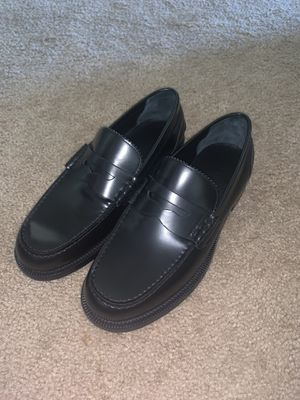 Burberry Black Penny Loafer Men's Size 42 (u.s. 9) for Sale in La Mirada, CA