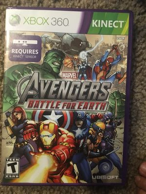 Avengers xbox 360 game for Sale in Seattle, WA