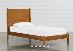 Alton Cherry Twin bed frame for Sale in Lakewood, CA