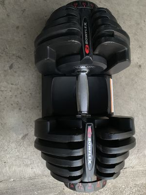 Bowflex dumbbell 1090 for Sale in Kent, WA