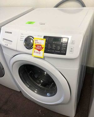 Samsung Washer 🙈🍂⏰⏰✔️⚡️🔥😀🙈🍂✔️✔️⚡️🔥😀🙈🍂⏰ Appliance Liquidation!!!!!!!!!!!!!!!!!!!!!!!!!!!!! MUL3 for Sale in Wells Branch, TX