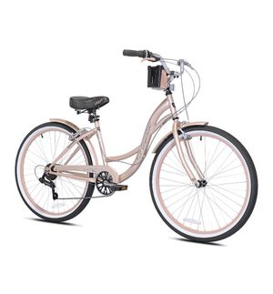 "Kent 26"" Bayside Women's 7 Speed Cruiser Bike - Rose Gold - Brand New In Box for Sale in Silver Spring, MD"